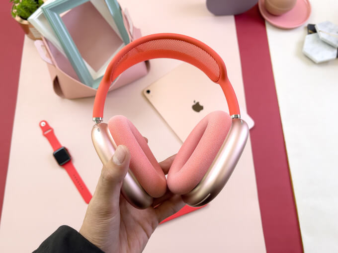 Apple AirPods Max Pink