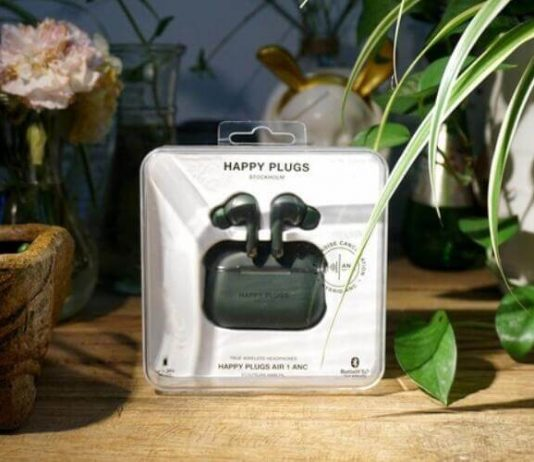 Happy Plugs Air 1 ANC