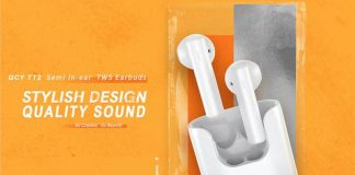 QCY T12 Earbuds
