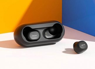 QCY T1C Earbuds