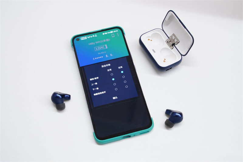 HiBy WH2 Earbuds